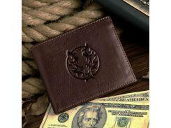 Мужской кожаный стильный кошелек 9016-3С Bego арт. 9016-3С