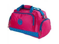 Стильная розовая спортивная сумка Traum арт. 7065-23