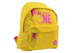 Яркий жёлтый рюкзак Yes! арт. 555419