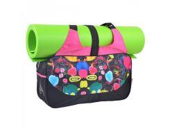 Спортивная сумка с креплением для коврика Yes! арт. 555578