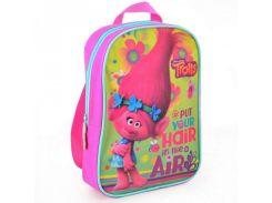Детский розовый рюкзак с принтом Троль 1Вересня арт. 554736