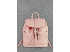 Кожаный рюкзак Олсен барби BlankNote арт. BN-BAG-13-barbi