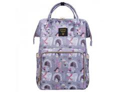 Рюкзак для мам Diaper Bag Polar Bear Sunveno арт. NB22544.PLB