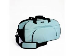 Мятная женская спортивная сумка MAD арт. SBL42