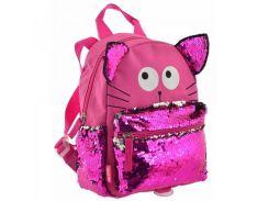 Рюкзак детский с ушками Funny Cat Yes! арт. 556535