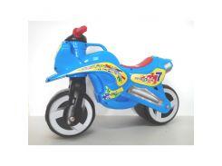 Каталка Мотоцикл синий 11-006 ZV