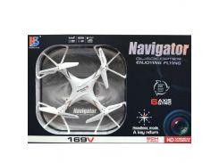 Квадрокоптер Navigator 169V с камерой DF