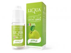 Жидкость для электронных сигарет Liqua Яблоко 6mg/ 10ml FDX
