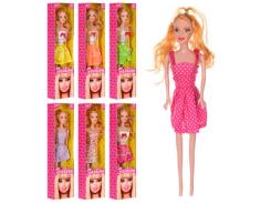 Кукла  FB001-5-6-7-10  4 вида (микс цветов), в кор-ке  8-32-4,5см ZZ