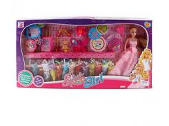 Кукла с нарядом 974-8  70-35-6,5см MC