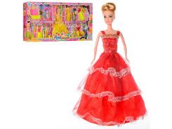 Кукла с нарядом 988-01B  29см, с дочкой 10см, диван, качели, расческа, в кор-ке  88-35-7см ZFC