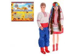 Семья M 2386 Семья M 2386 (72шт) украинская, 29см, в кульке, 46-15-4см NZ