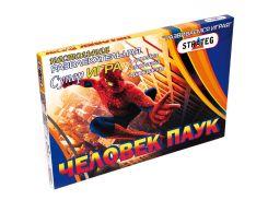 Игра 218 (20шт) Стратег, Человек-паук, в кор-ке, 33-25-2,5см FFC