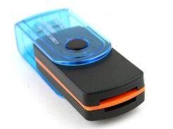 Картридер Card reader USB 2.0 4в1 FD