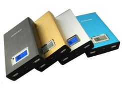 Power Bank P-910 Pineng 11200 mAh с дисплеем Original ZF