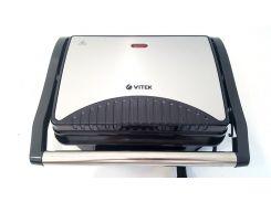 Гриль контактный прижимной пресс VITEK VT-2635 ST 1500вт