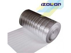 IZOLON AIR 8мм. ламинированный металлизированной пленкой.