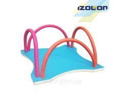 Плот-островок детский для бассейна