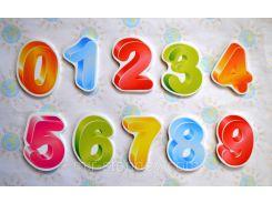 Магнитики обучающие Цифры 15 см
