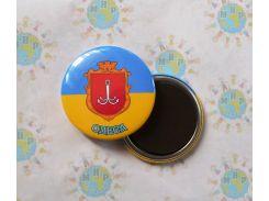 Магнит сувенирный Одесса 58 мм