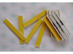 Набор счётных палочек на магнитах для доски