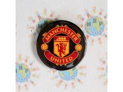 Магнит металлический Манчестер Юнайтед