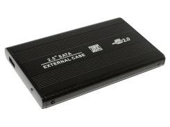 Карман внешний 2,5' HQ-Tech, SATA, USB2.0