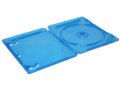 Коробка/бокс для Blue-ray, на 1 диск, Blue