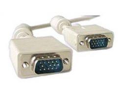 Кабель VGA - 1.5м CC-PPVGA HD15M/HD15M с 2-мя ферритовыми кольцами