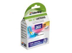 Картридж Epson 26, Cyan, XP-600/605/700, ColorWay (CW-EPT2632)
