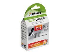 Картридж Canon CLI-451G, Grey, MG6340, ColorWay (CW-CLI-451G)