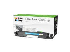 Картридж Canon 729, Cyan, LBP-7010/7018, 1k, ColorWay (CW-C729CM)