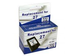 Картридж HP №27 (C8727AE), Black, DJ3325/3420, MicroJet (HC-E01)