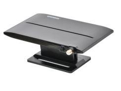 TV-антенна эфирная DVB-T/T2 Openbox AT-01' (Черная) активная комнатная антенна
