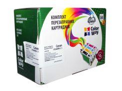 НПК ColorWay Canon iP3600/4600/4700/4840, MP540/550/560/620, MG5140/5240, без чипов, 5х100 г чернил (IP3600RN-5.1)