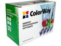 НПК ColorWay Canon iP3600/4600/4700/4840, MP540/550/560/620, MG5140/5240, без чипов, 4х100 г чернил (IP3600RN-4.1)