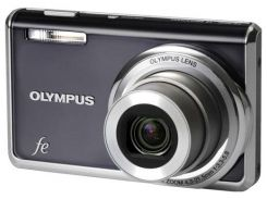 Фотоаппарат Olympus Camedia FE-5020 Gray