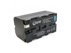 Аккумулятор Sony NP-F730, Extradigital, 4200 mAh / 7.4 V, Li-Ion (BDS2650)