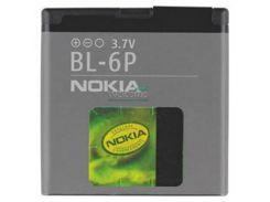 Аккумулятор (батарея) Nokia (BL-6P) 6500c