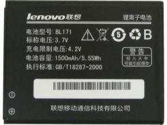 Аккумулятор (батарея) Lenovo BL171 (A60, A65, A356, A368, A370e, A376, A390t, A500)