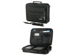 """Сумка для ноутбука 15.6"""" PortCase KCB-01, Black"""