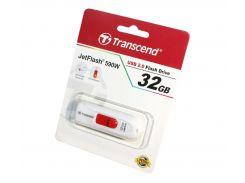 Флешка 32Gb Transcend 590 White / 21/10Mbps / TS32GJF590W