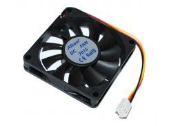 Вентилятор (кулер) 70 mm ATcool 7015 DC sleeve fan 3pin - 70*70*15мм