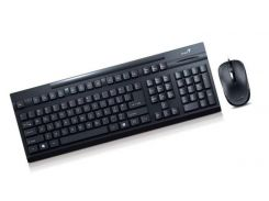 Комплект Genius SlimStar КМ-125 USB