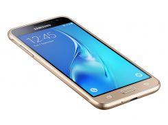 Смартфон Samsung Galaxy J3 (2016) J320H/DS Gold