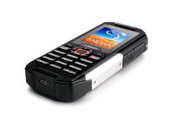 Мобильный телефон Sigma mobile X-treme IT68 Black на 2 сим-карты