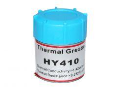 Термопаста 17.0g Halnziye HY410, колба, белая
