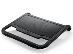 """Подставка для ноутбука до 15.6"""" DeepCool N200, Black"""