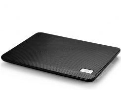 """Подставка для ноутбука до 14"""" DeepCool N17, Black"""