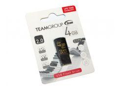 Флешка 4Gb Team C171 Black / TC1714GB01